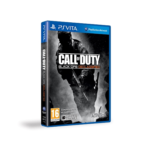 Ps DutyBlack Call Of Ops Vita Declassified VMpUzqS