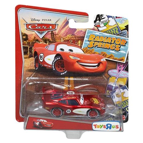 Mcqueen Springs Rayo Radiator Disney Cars Vehículo wv0Om8nN