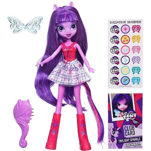 Pony Little Twilight My Equestria Girl Sparkle Muñeca tsQrdh