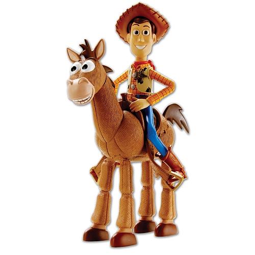 Toy Story - Pack Woody + Perdigón 4e46a23b706